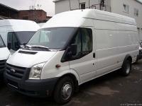 Фургон цельнометаллический Ford Transit 350LWB база